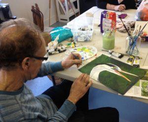 Art Hub - Weekly art class with Cheri Hunston @ Wildwood Arts Dartmoor