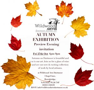 Autumn Exhibition!