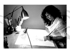 Developing Drawing with Cheri Hunston @ Wildwood Arts Dartmoor