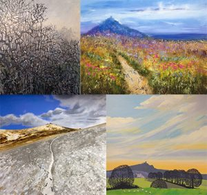 Dartmoor Colourists' First Exhibition