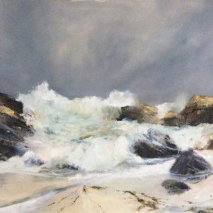 Cornish sea scapes and landscapes